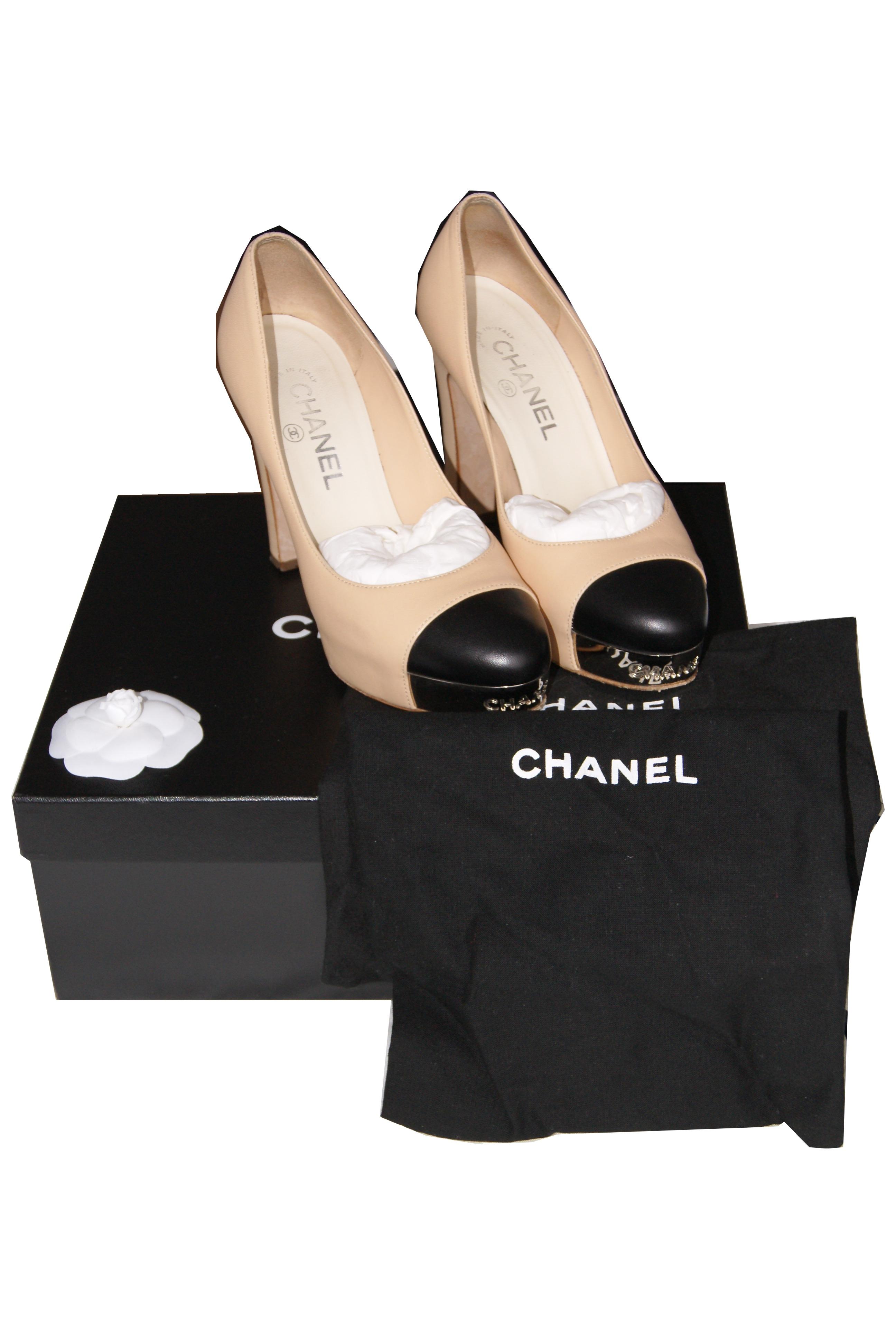 Prix Escarpins Chanel Babaz Fr